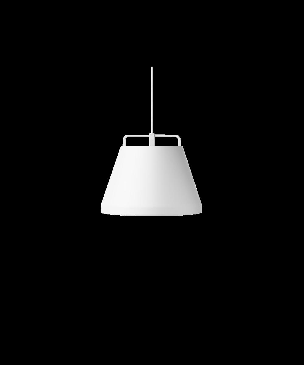 Image of Voyage Pendel M1 Ø46 White/White - MILLION (5713634801183)