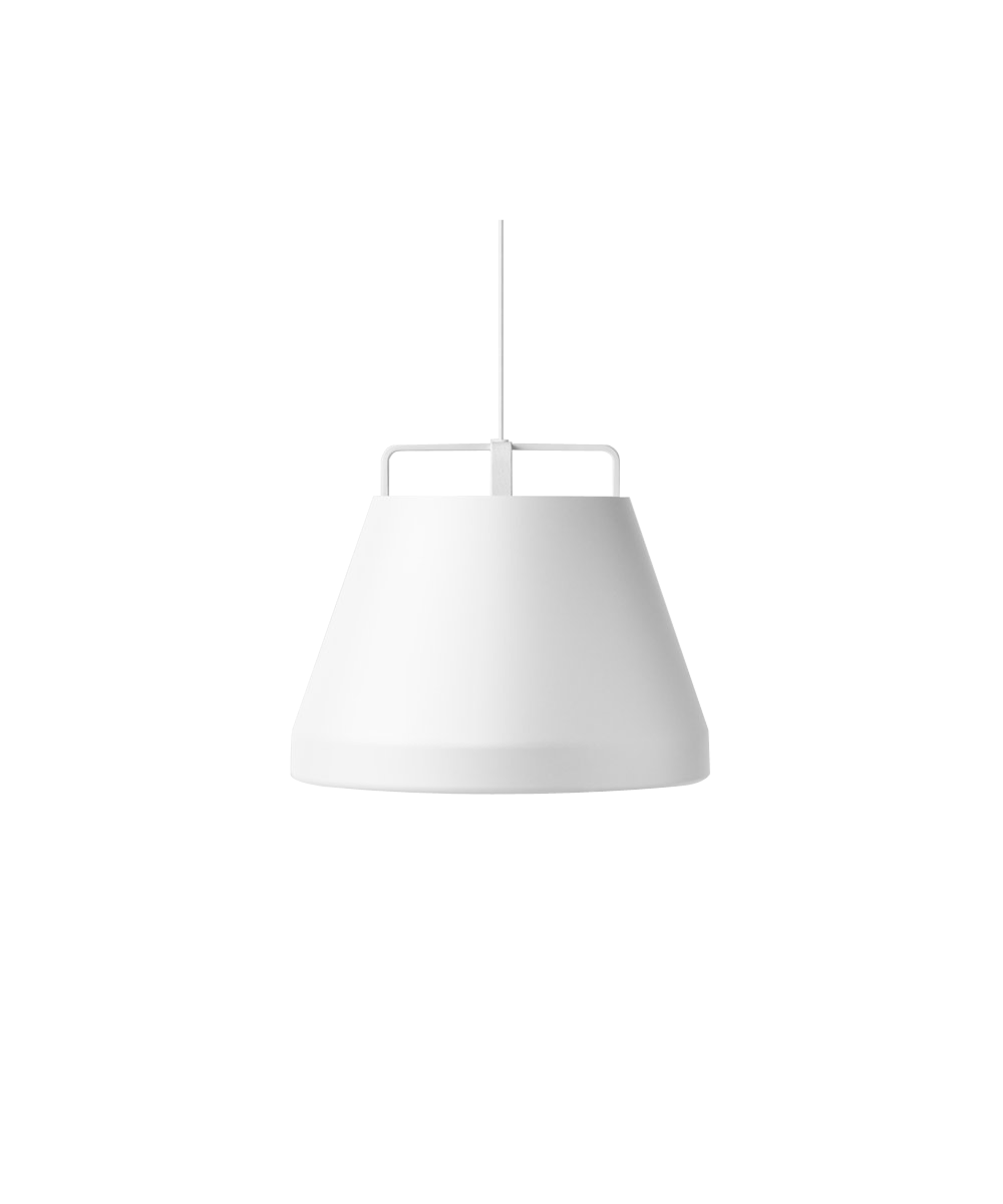 Image of Voyage Pendel M1 Ø58 White/White - MILLION (5713634801282)