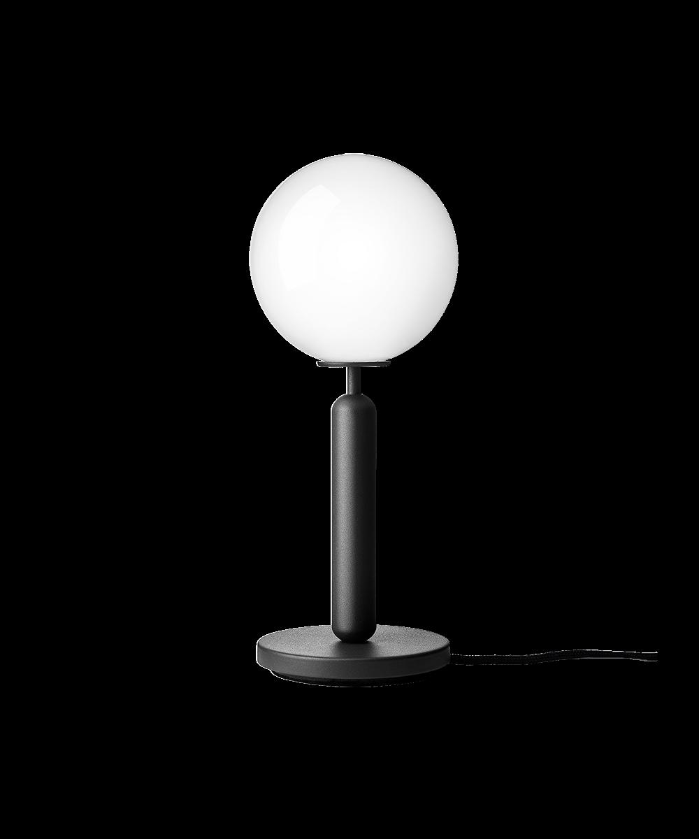 Miira bordlampe rock grey/opal white