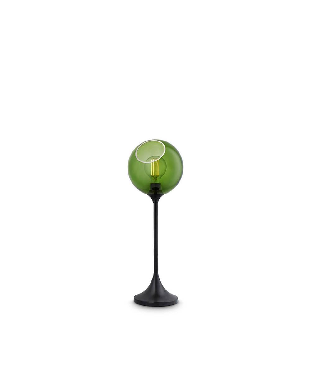 Ballroom Bordlampe Army/Black - Design By Us thumbnail
