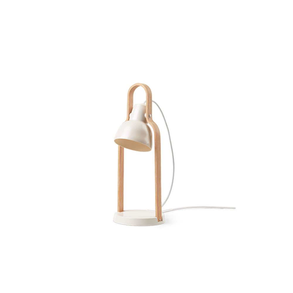 Image of   16PLUS Bordlampe Hvid - Mazo