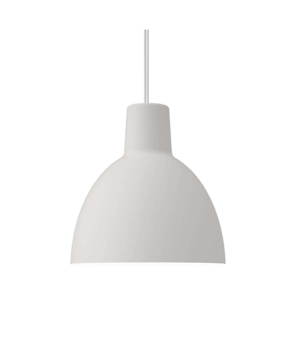 Toldbod 400 Pendel Hvid - Louis Poulsen