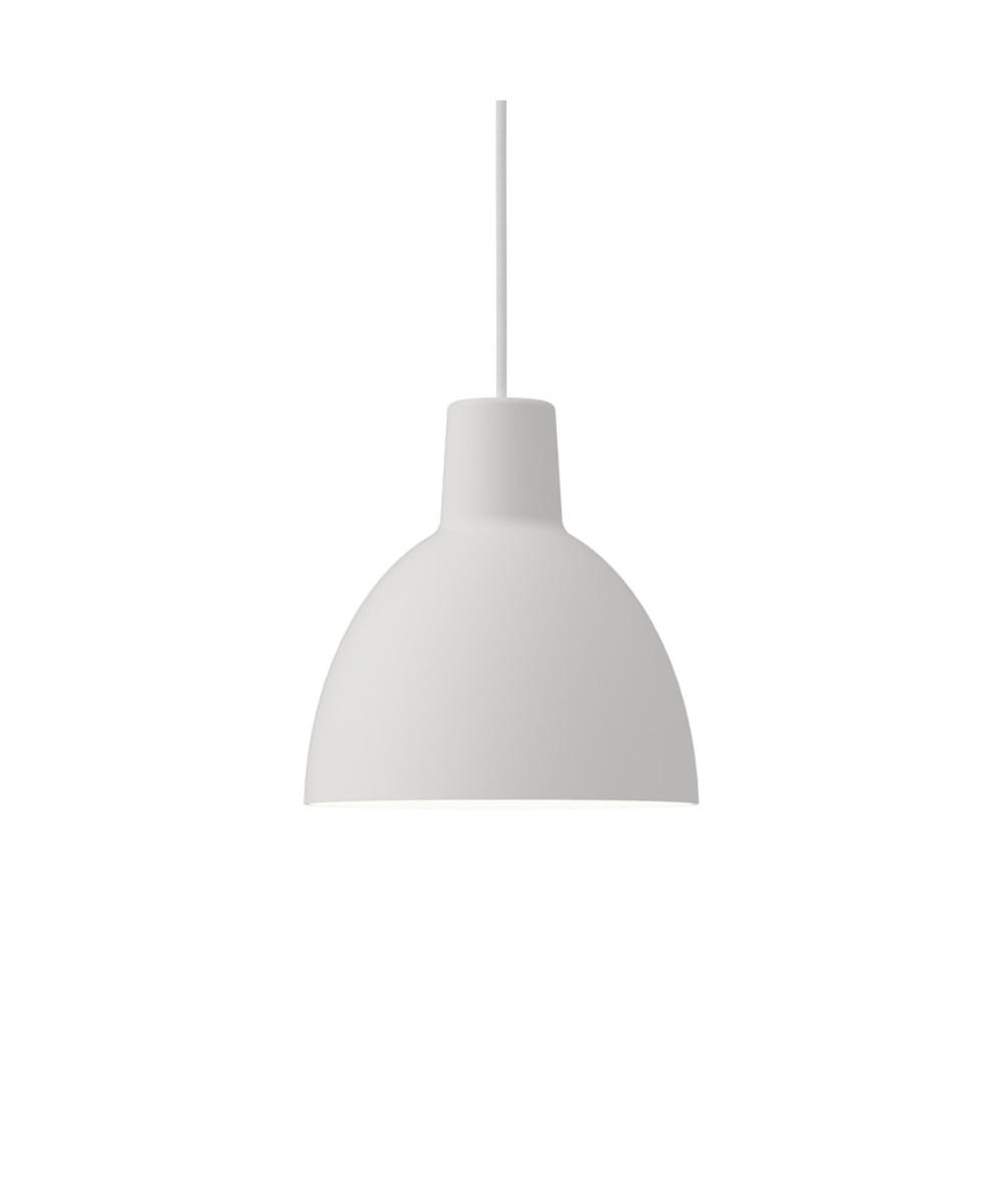 Toldbod 250 Pendel Hvid - Louis Poulsen