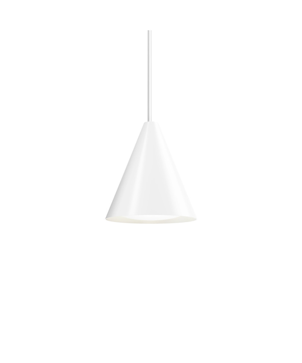 Keglen 250 LED Pendel Hvid - Louis Poulsen