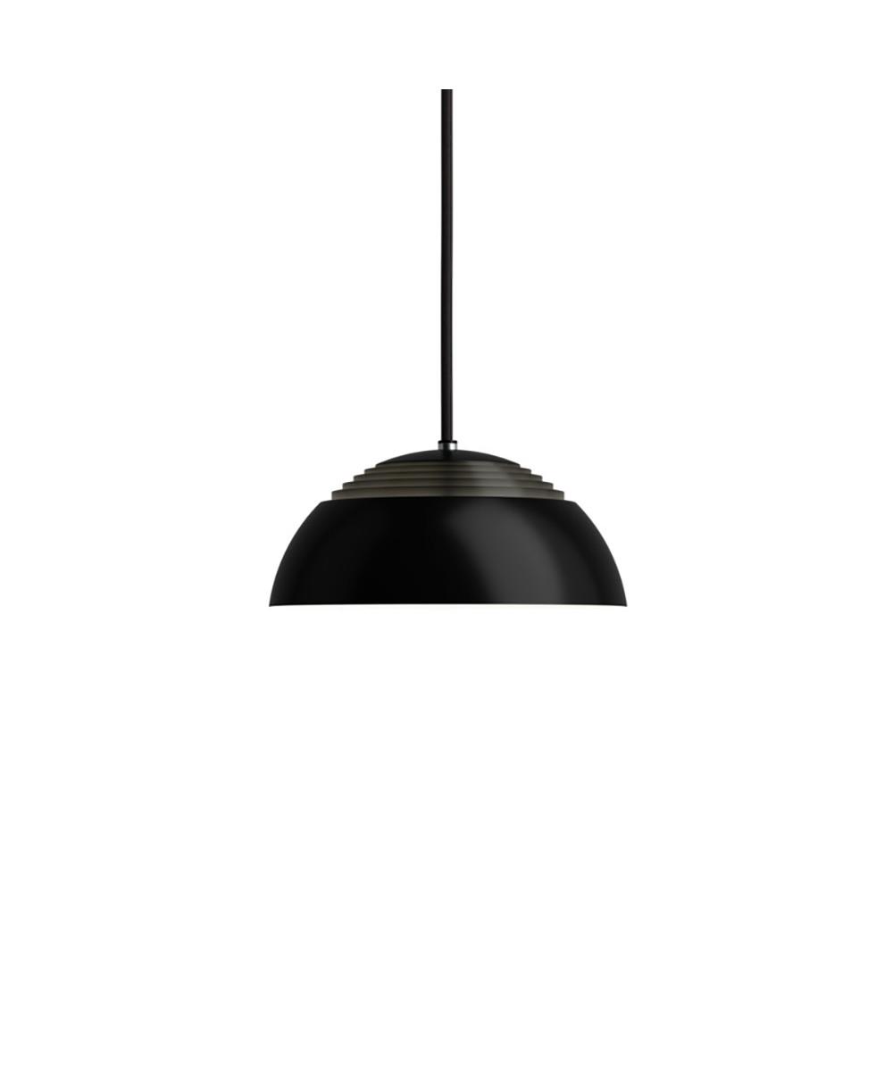 AJ Royal 250 LED Pendel Sort - Louis Poulsen