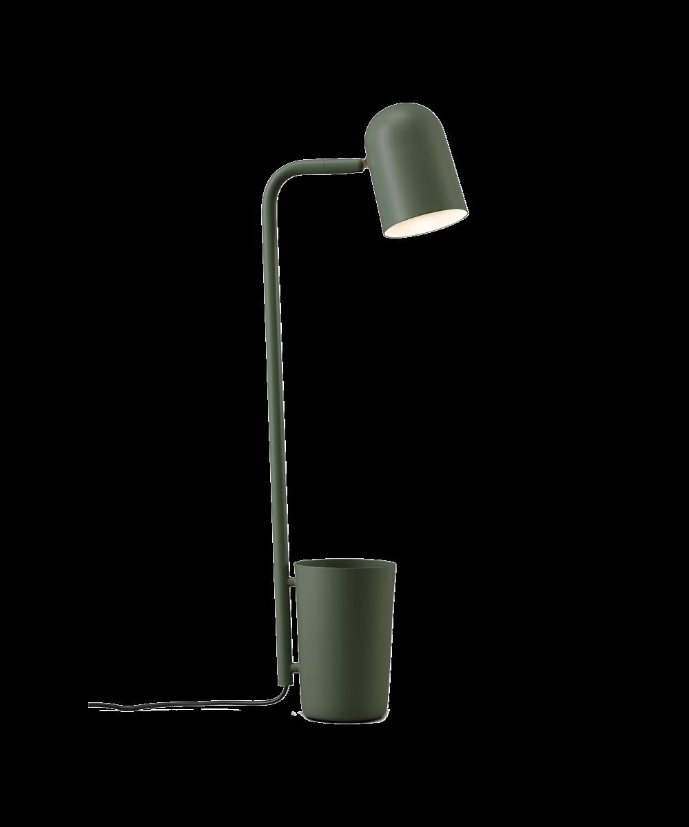Buddy Bordlampe Dark Green - Northern
