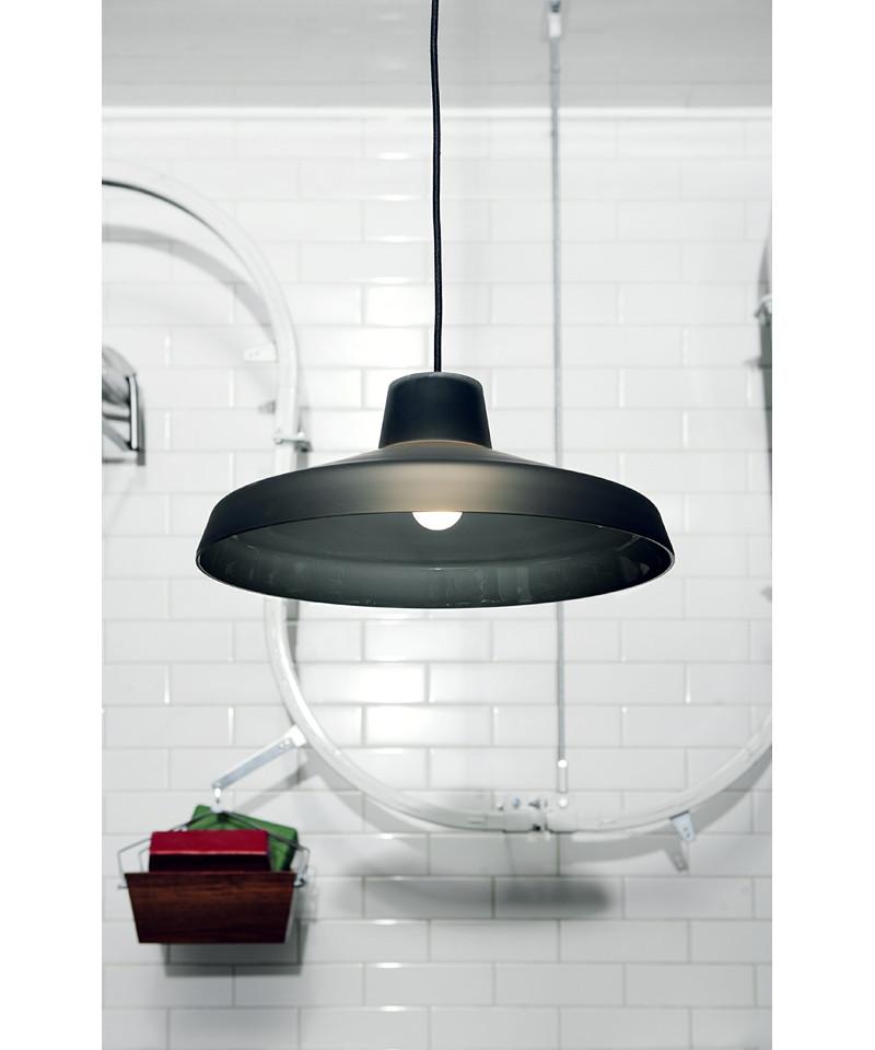 evergreen pendelleuchte klein kupfer northern lighting. Black Bedroom Furniture Sets. Home Design Ideas