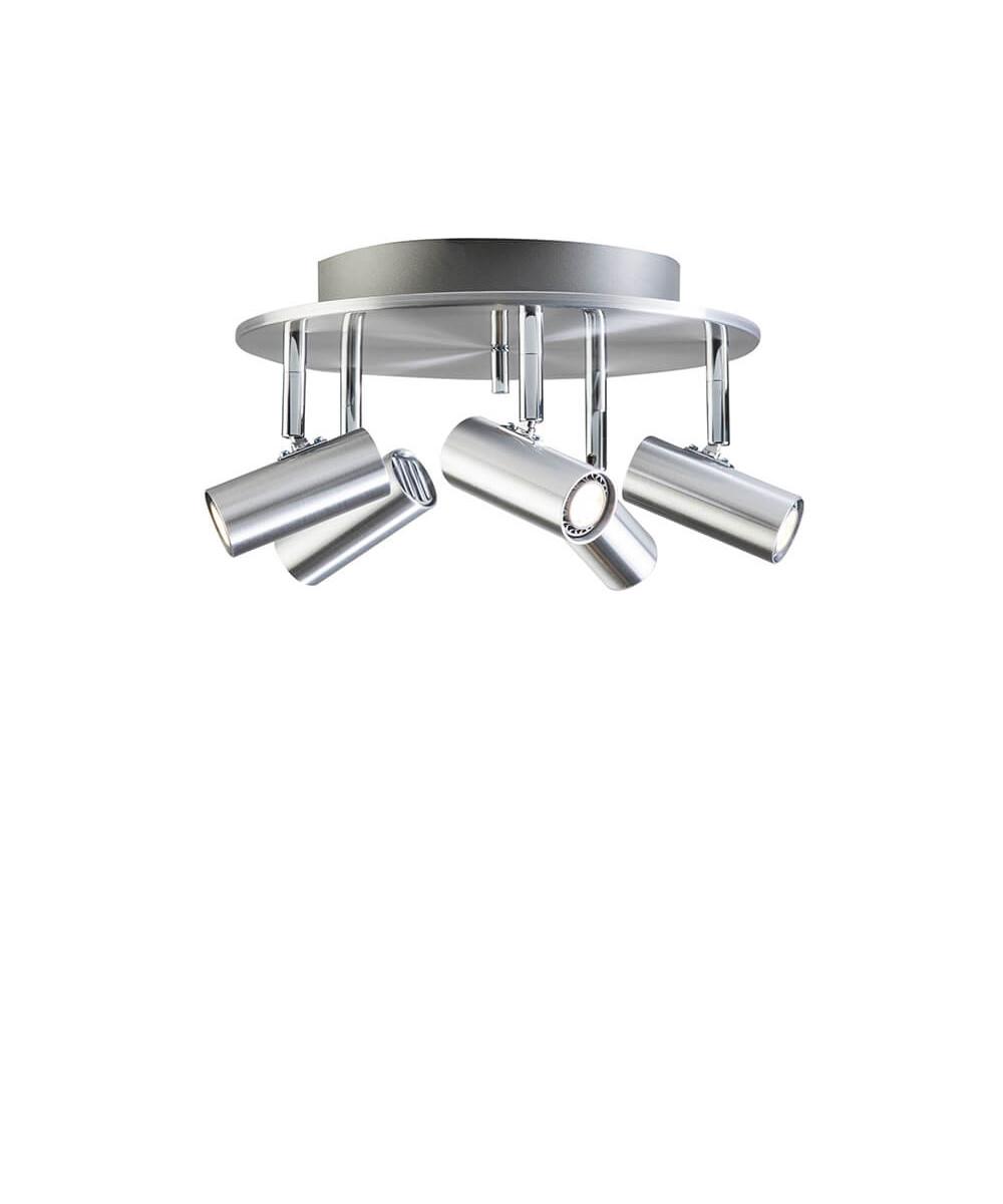 Bilde av Cato 5-spot Aluminium Led Dimmbar - Belid
