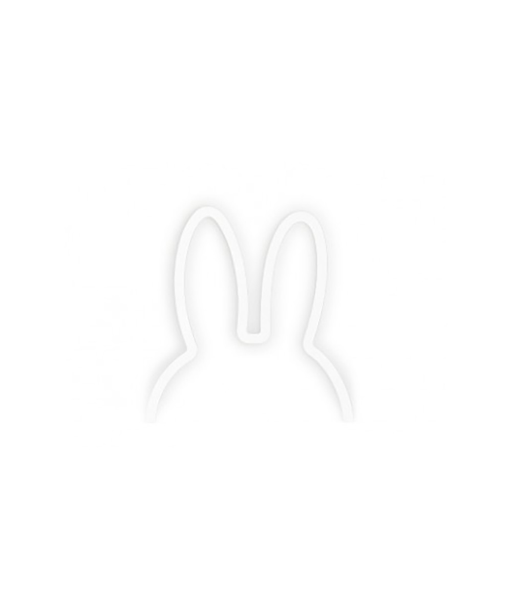 Bilde av Miffy Vegglampe White Led Mood Light Medium - Atelier Pierre Junior