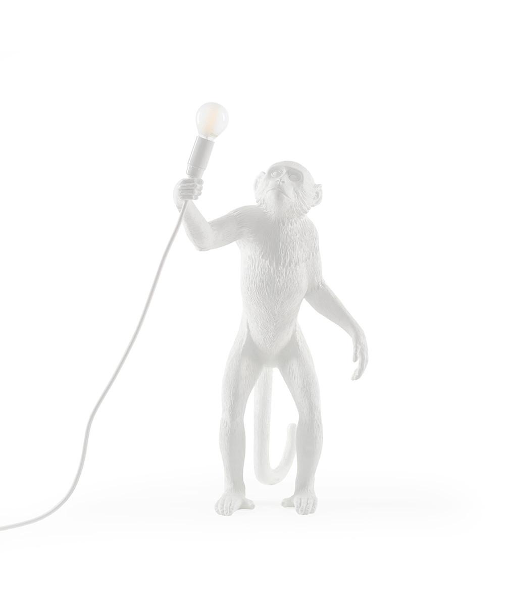 Monkey Standing Bordlampe - Seletti