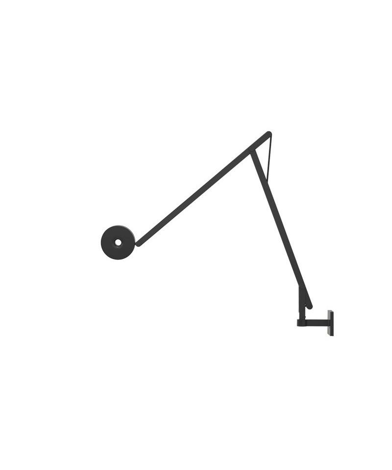 String W1 Væglampe Sort/Sort - Rotaliana thumbnail