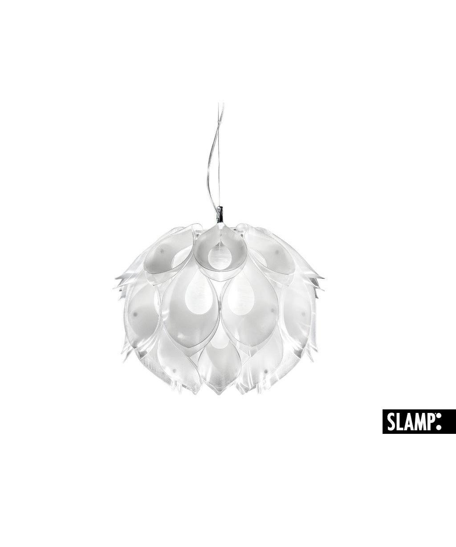 Flora Pendel S Hvid - SLAMP