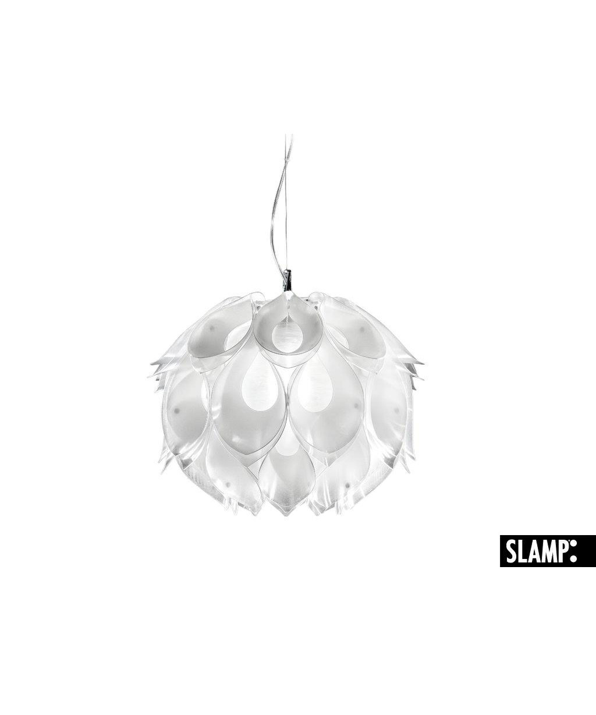 Flora Pendel M Hvid - SLAMP