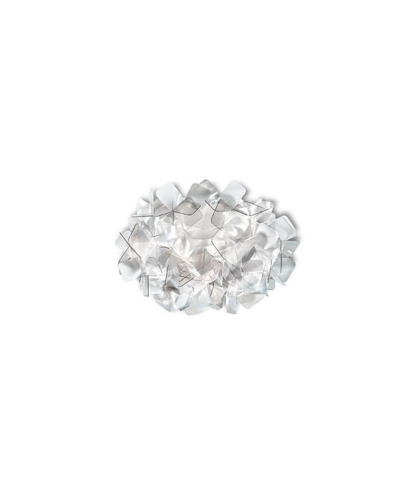 Clizia loftlampe/væglampe mini hvid