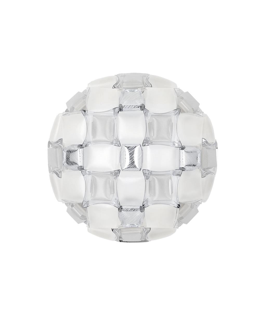 Mida Loftlampe/Væglampe White/Platinum - Slamp