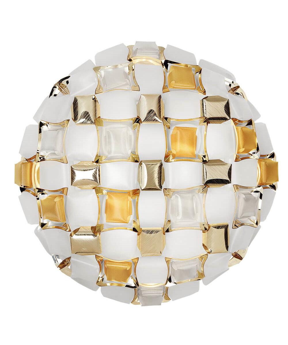 Mida Loftlampe/Væglampe Large Amber - Slamp