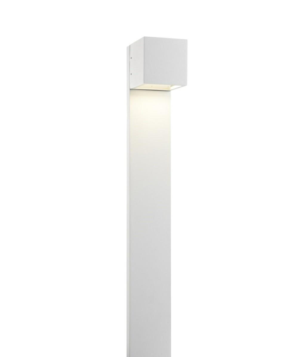 Cube XL Stand LED Udendørslampe Down Hvid - LIGHT-POINT