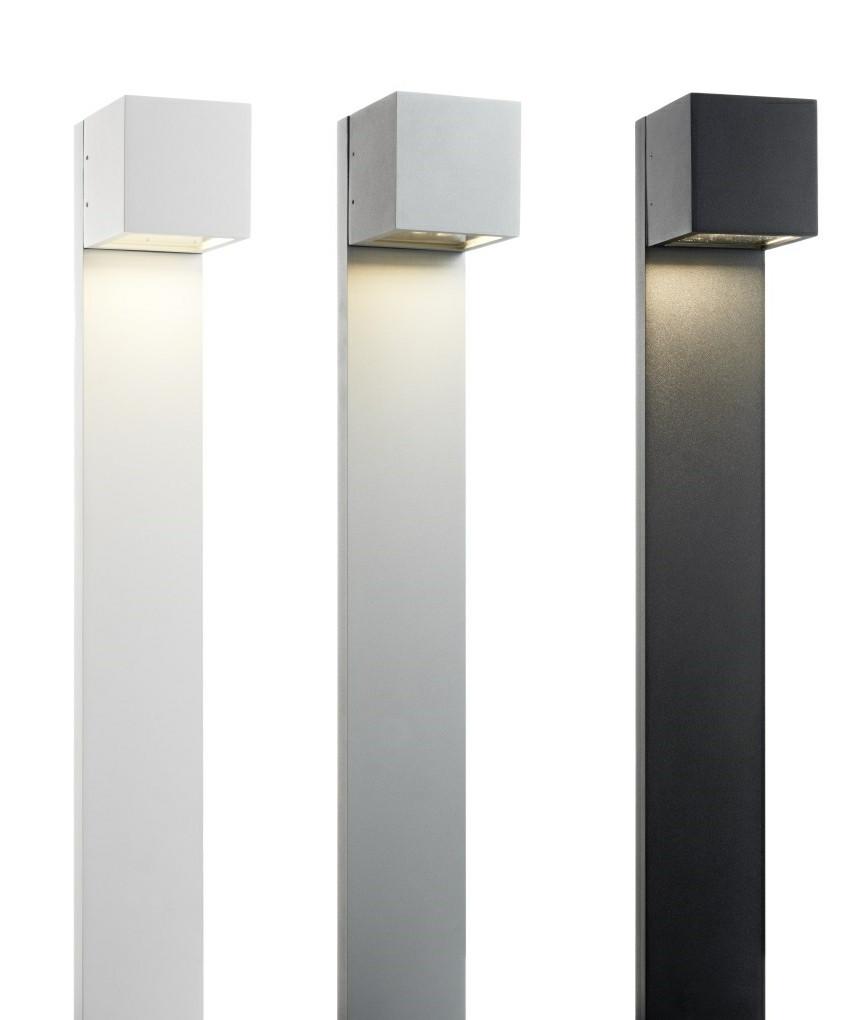 Alvorlig Cube Stand LED Udendørslampe - LIGHT-POINT YU32