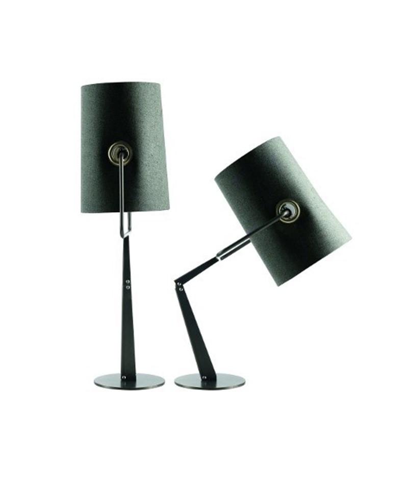 Fork Bordlampe Brun/Grå - Diesel