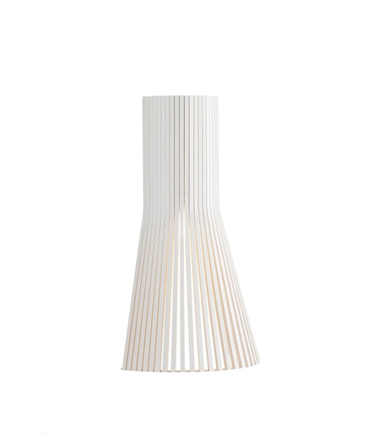 Secto 4231 Væglampe Hvid - Secto