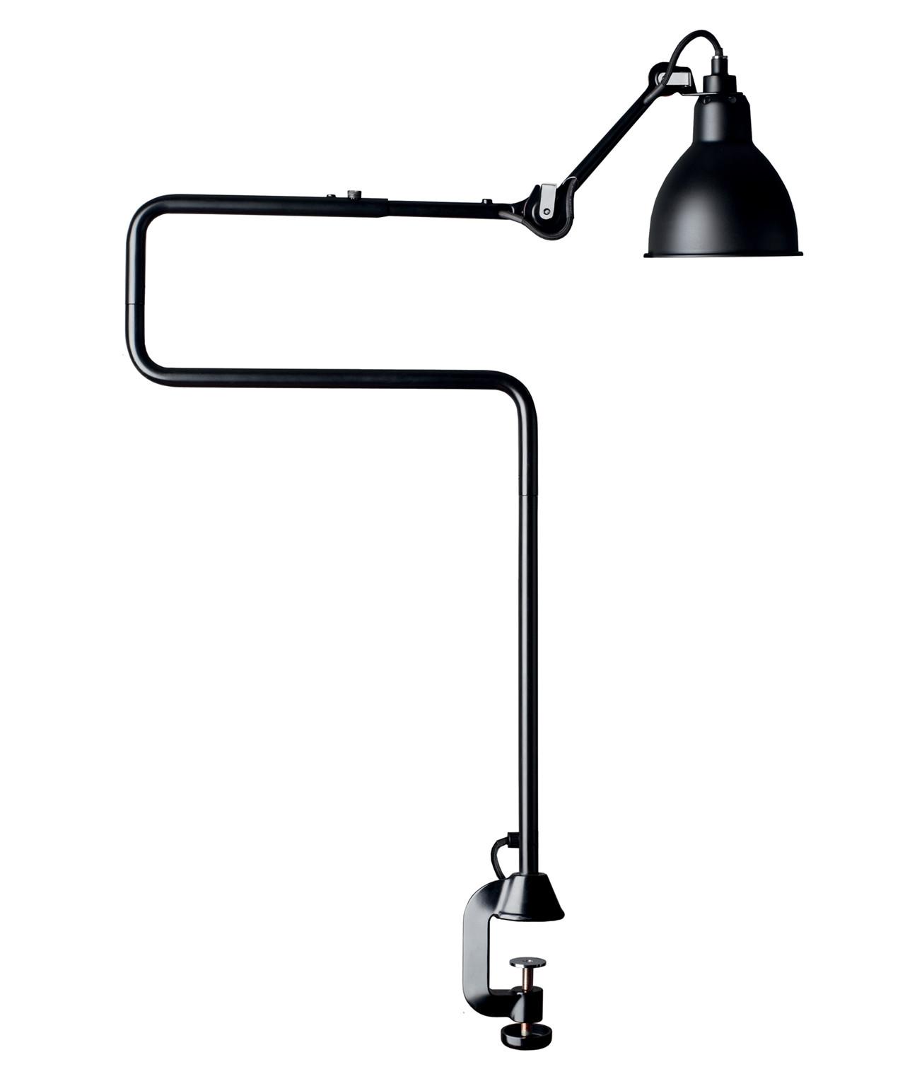 Image of   211-311 Bordlampe Sort - Lampe Gras