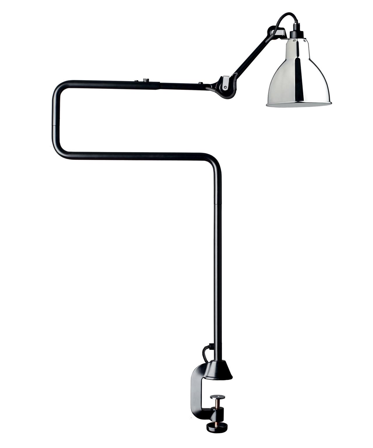 Image of   211-311 Bordlampe Krom - Lampe Gras