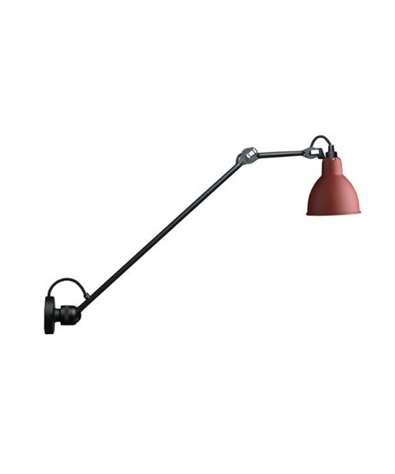 304l60 wandleuchte rot lampe gras. Black Bedroom Furniture Sets. Home Design Ideas
