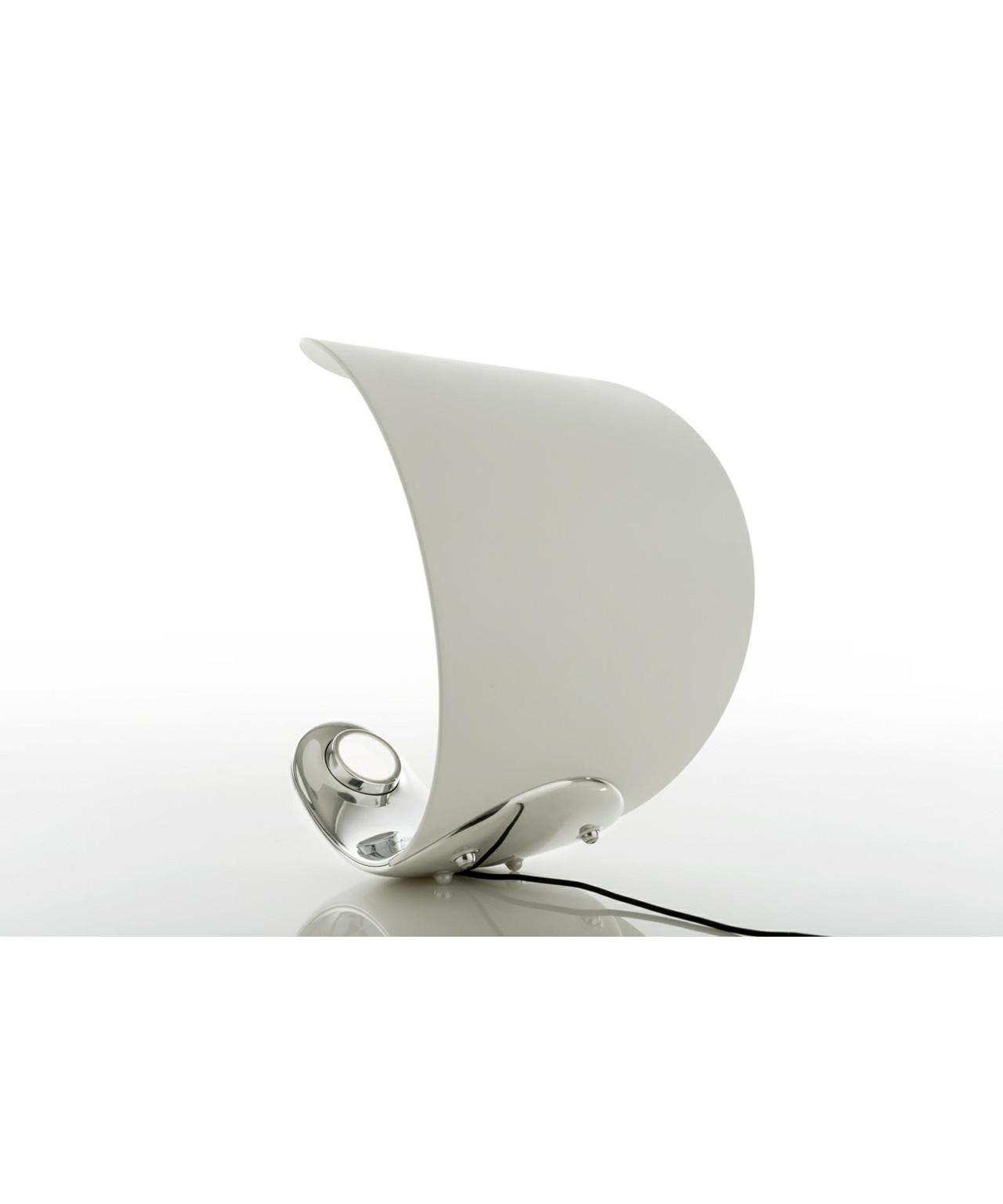 Curl mirror bordlampe