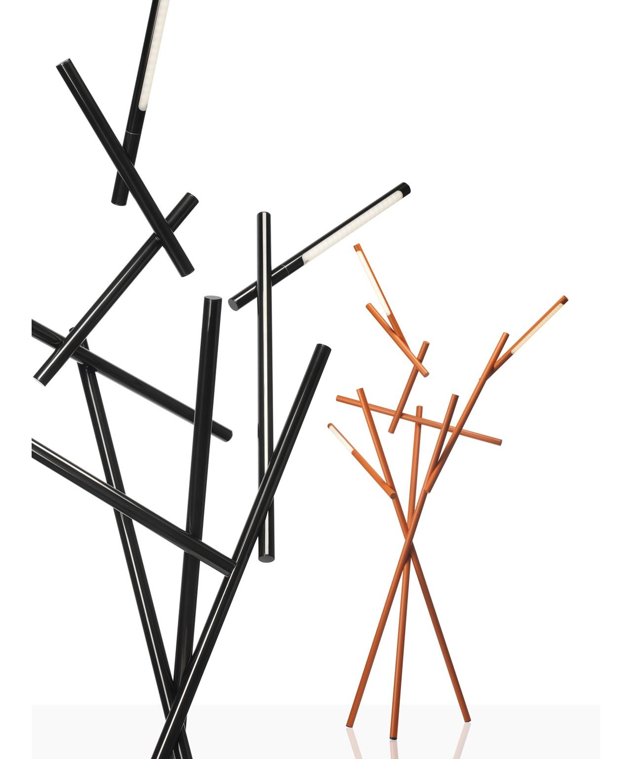 tuareg stehleuchte orange foscarini. Black Bedroom Furniture Sets. Home Design Ideas