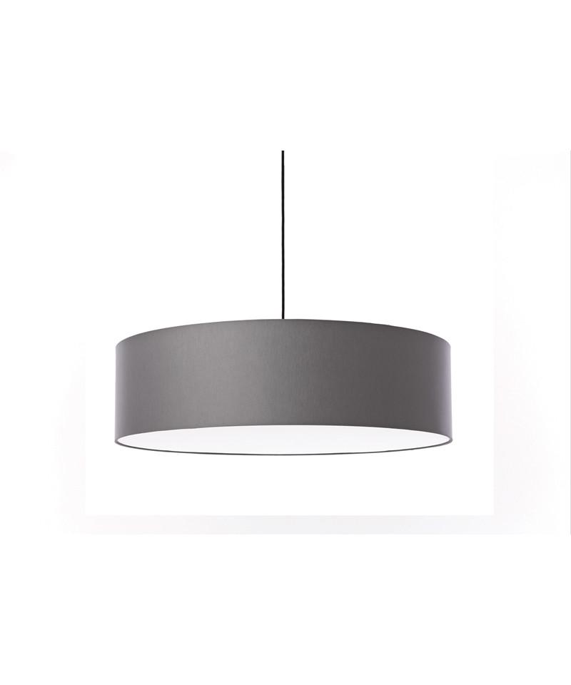 fab 110 pendelleuchte silber grau e27 embacco. Black Bedroom Furniture Sets. Home Design Ideas
