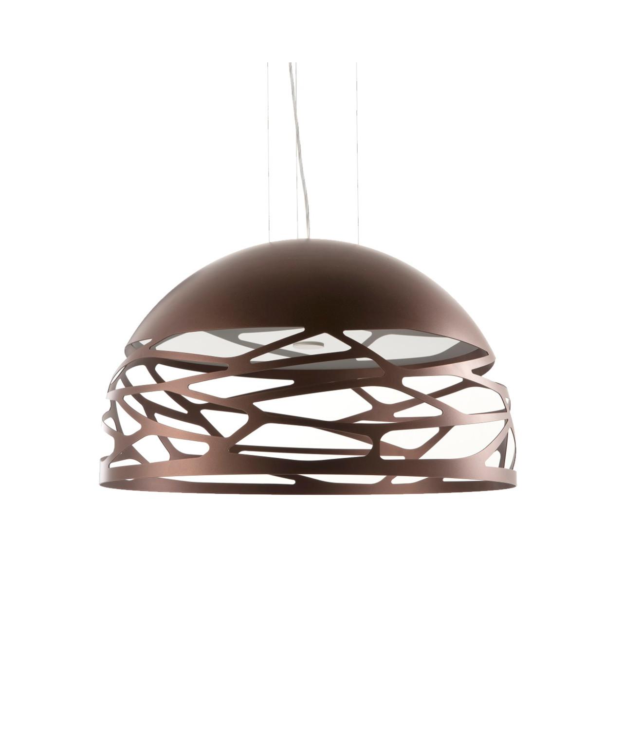 Image of   Kelly SO1 Pendel Ø50 Bronze - Studio Italia Design