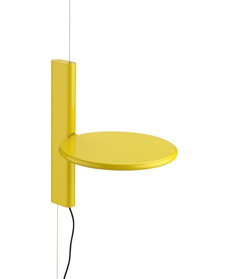 ok pendelleuchte gelb flos. Black Bedroom Furniture Sets. Home Design Ideas