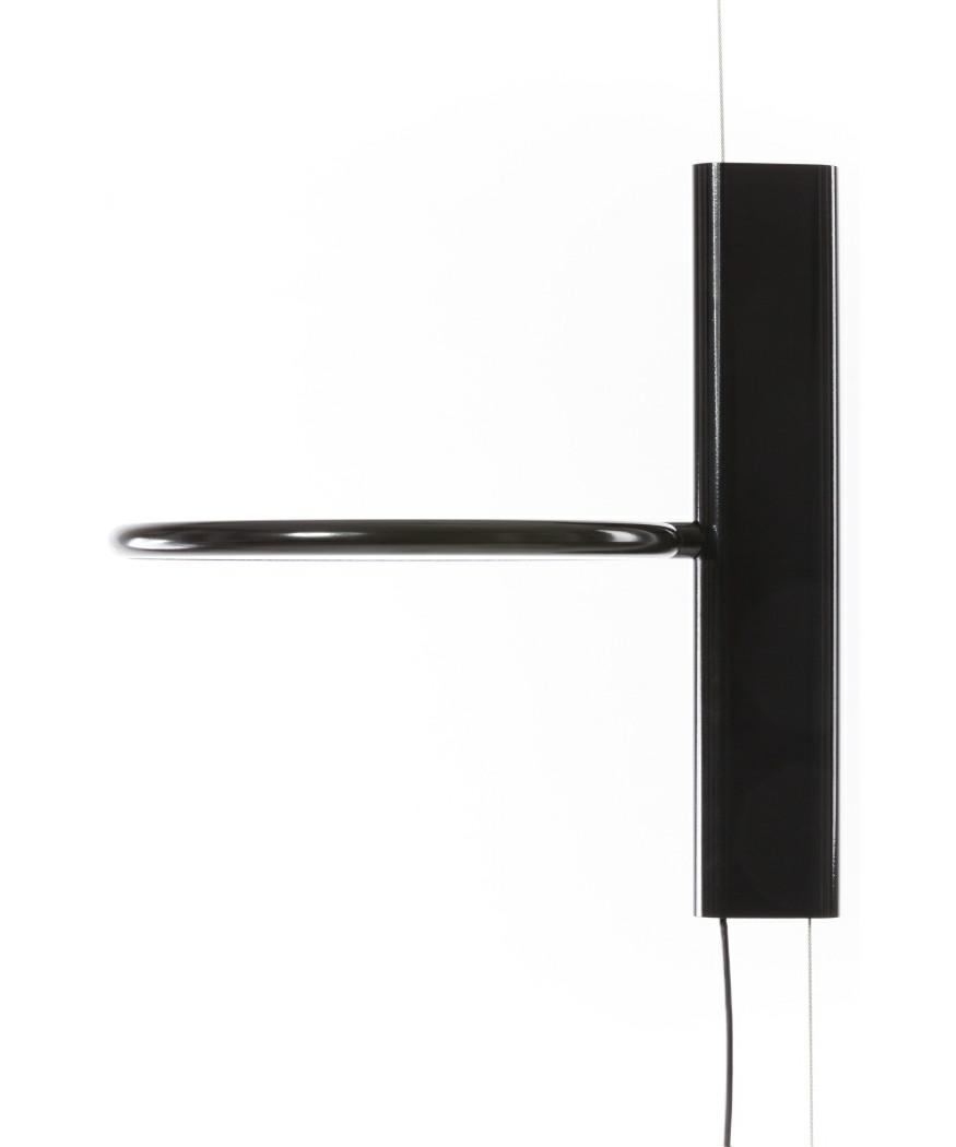 ok pendel sort flos. Black Bedroom Furniture Sets. Home Design Ideas