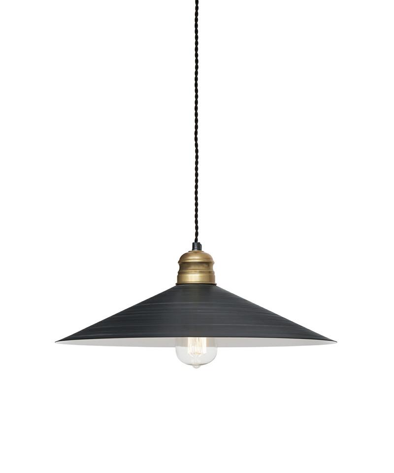 Rustik Kobber Lampe