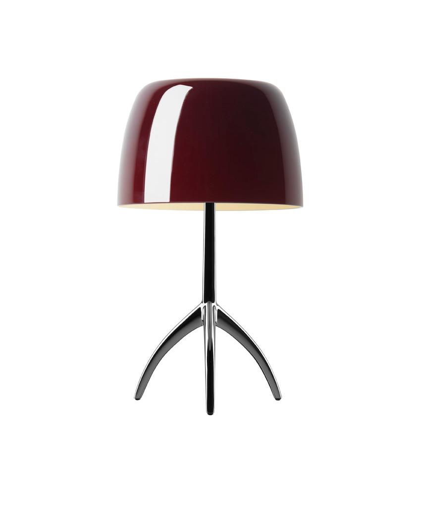 lumiere piccola bordlampe kirseb r foscarini. Black Bedroom Furniture Sets. Home Design Ideas