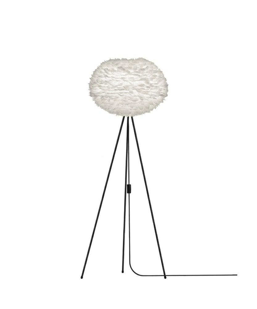 Image of   Eos Gulvlampe Large Hvid/Sort - Umage