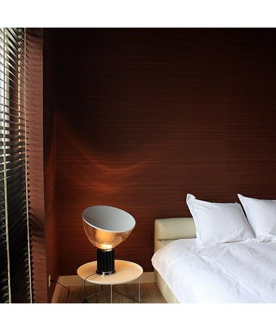 taccia pmma tischleuchte schwarz flos. Black Bedroom Furniture Sets. Home Design Ideas