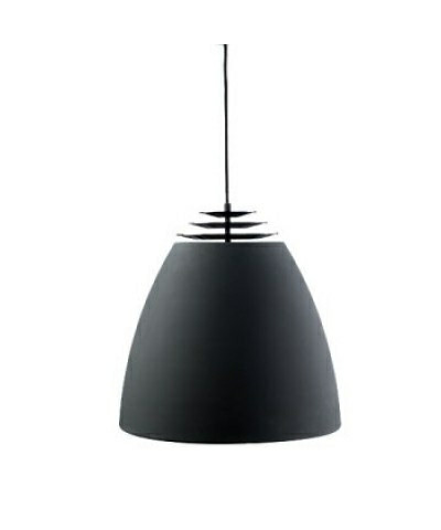 buzz pendelleuchte 30 matt schwarz frandsen. Black Bedroom Furniture Sets. Home Design Ideas