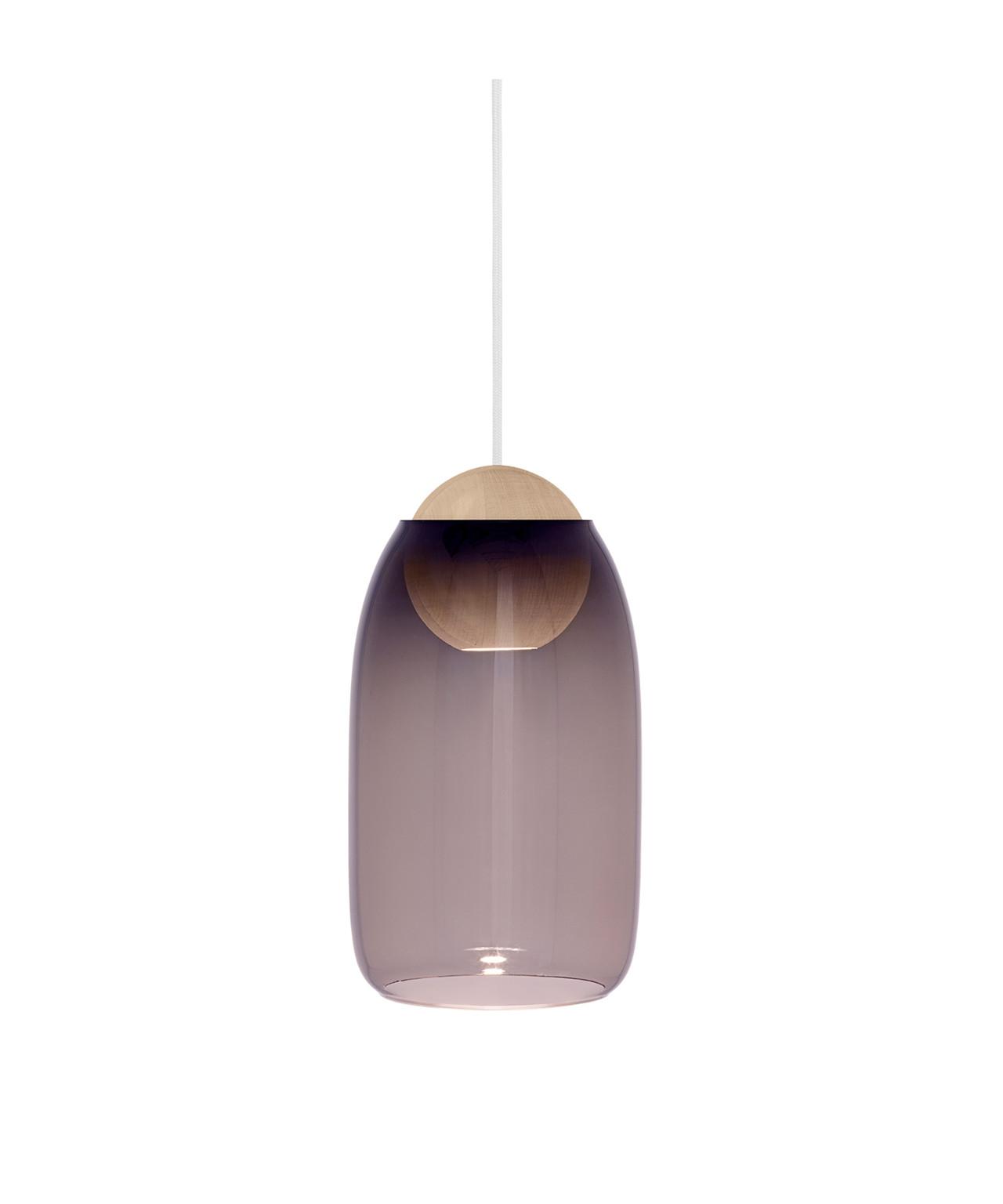 Liuku pendel ball violet gradient