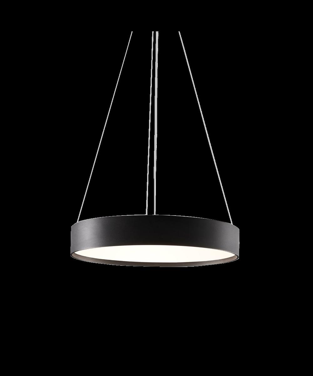 Surface 300 Pendel Sort - LIGHT-POINT