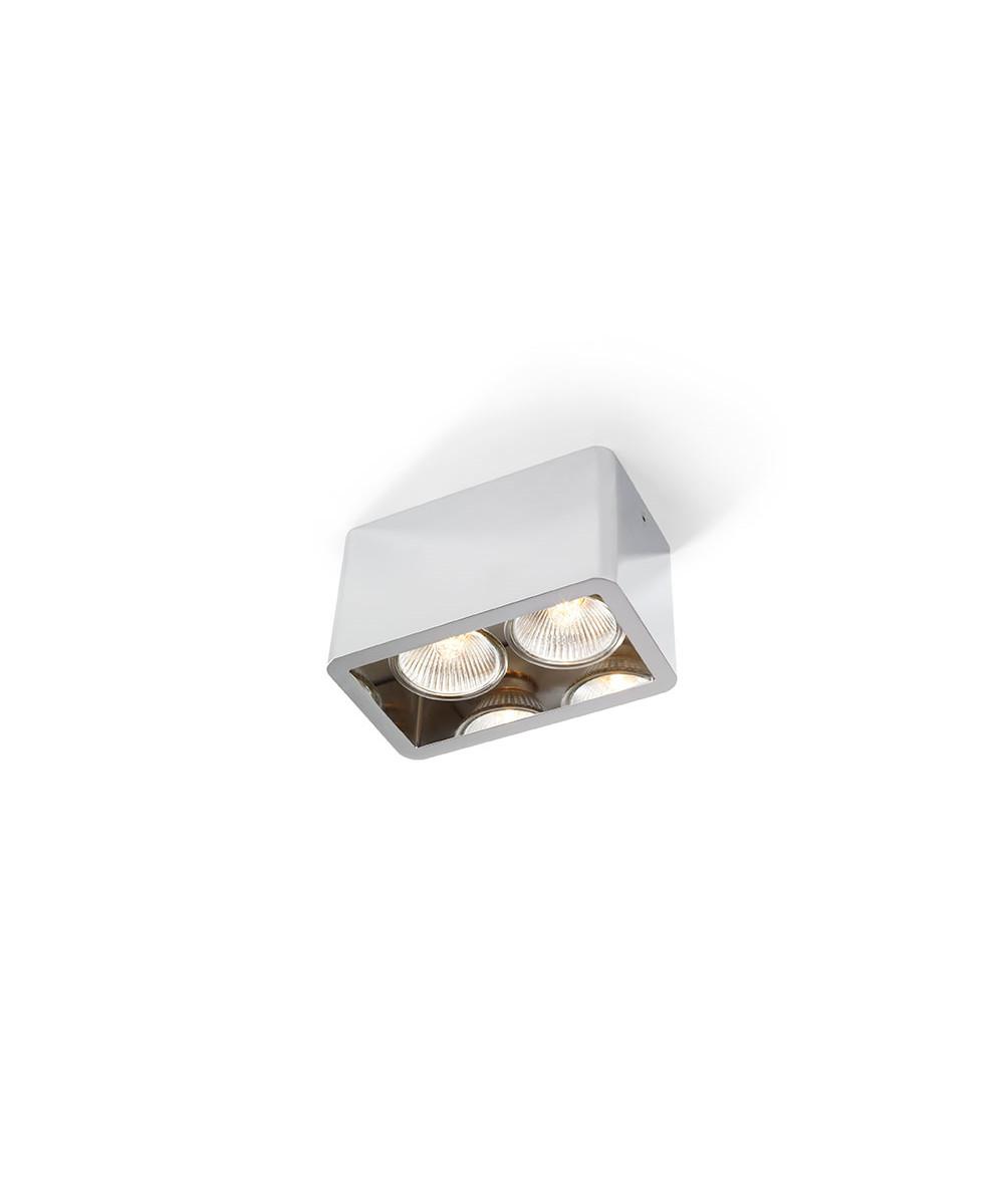 Code 2 Loftlampe Krom - Trizo21