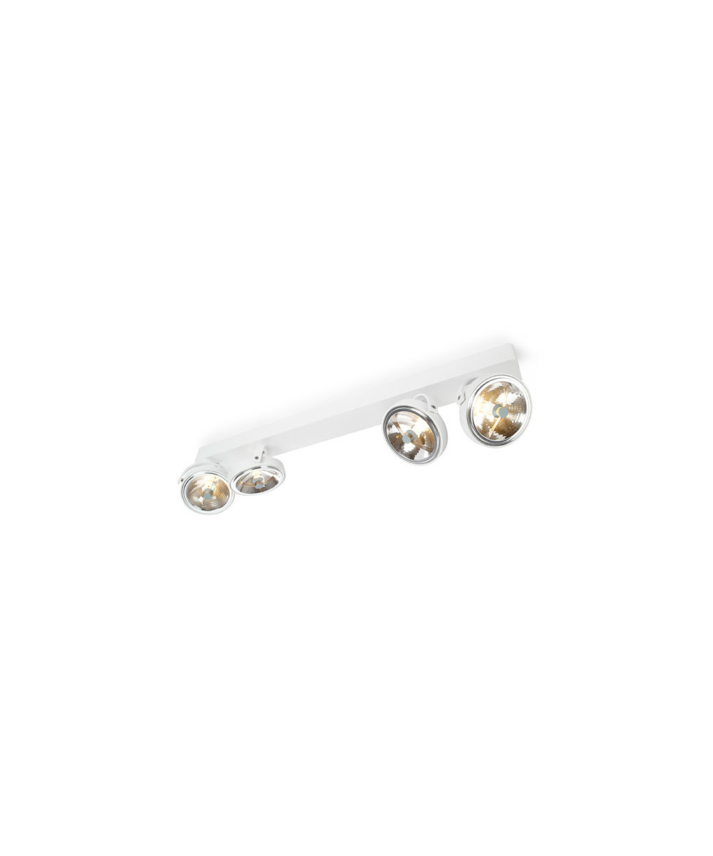 Image of Pin-Up 4 Loftlampe Hvid - Trizo21 (11158467)