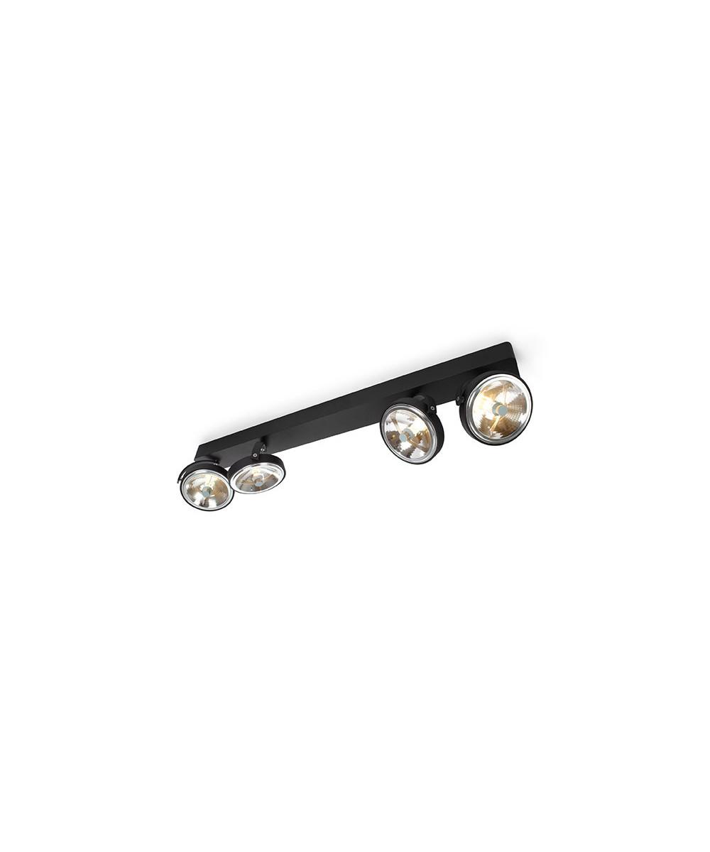 Image of Pin-Up 4 Loftlampe Sort - Trizo21 (11158470)