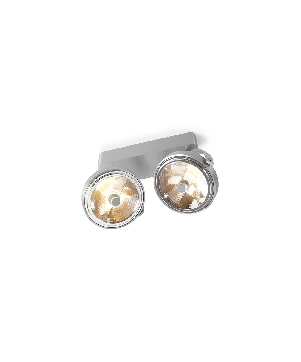 Image of Pin-Up 2 Loftlampe Alu - Trizo21 (11158472)