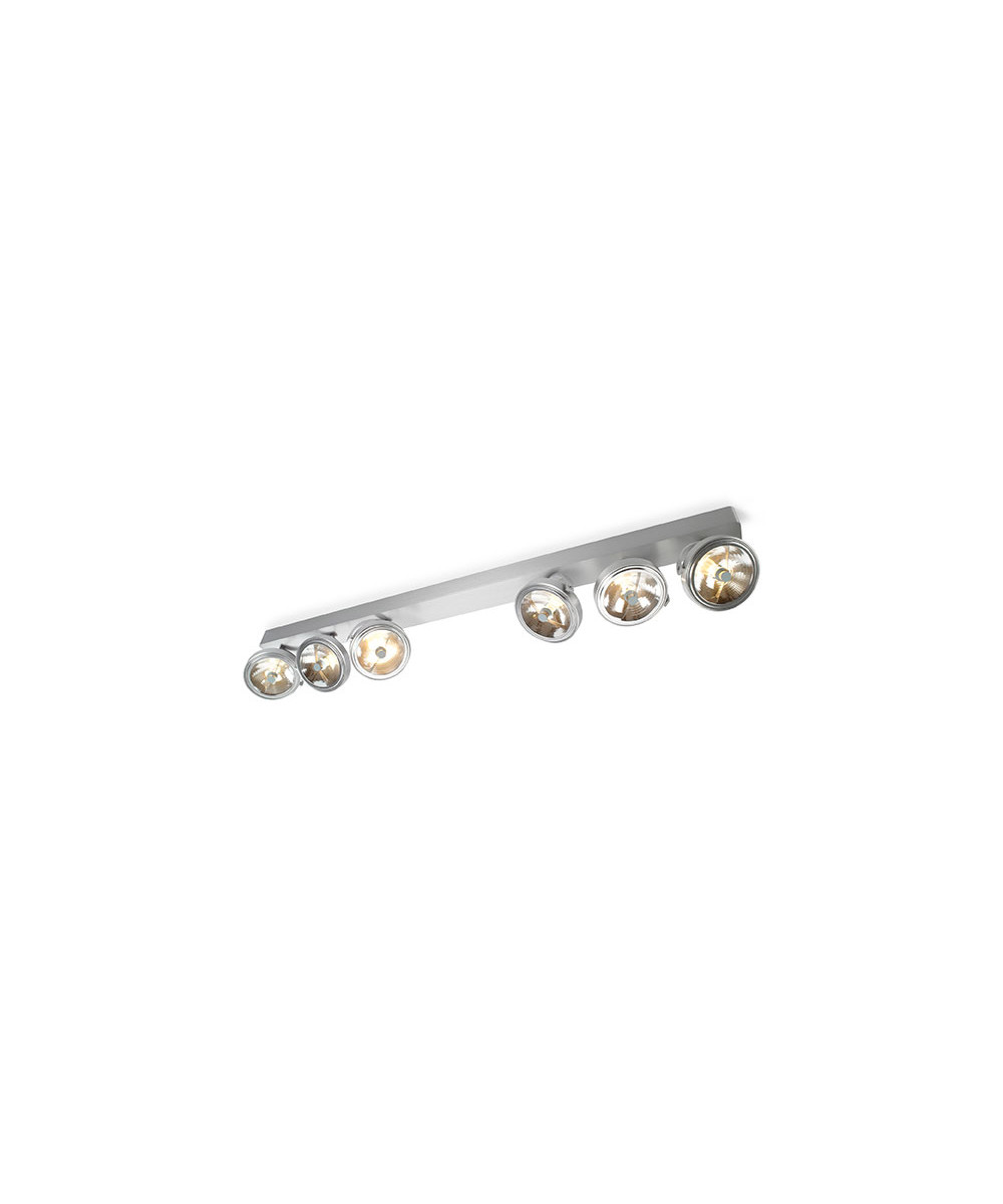 Image of Pin-Up 6 Loftlampe Alu - Trizo21 (11158474)