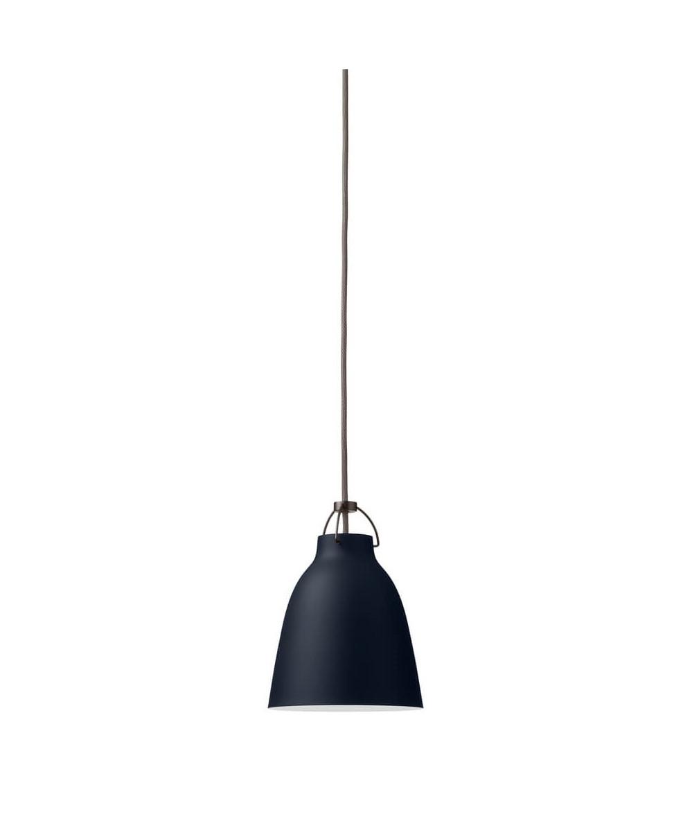 Image of   Caravaggio P1 Pendel Dark Ultramarine - Fritz Hansen