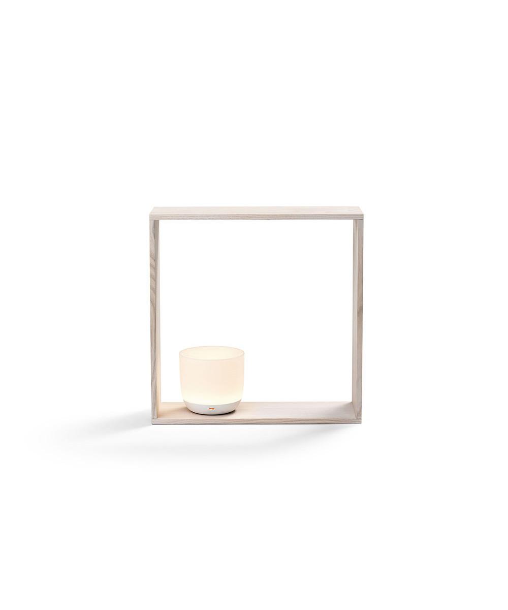 Gaku Wireless Bordlampe/Væglampe Hvid - Flos