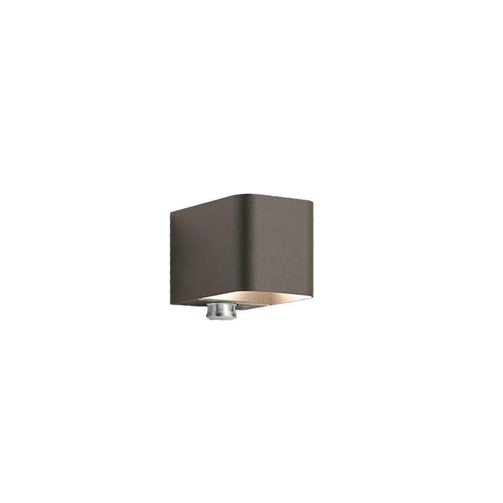 Image of   Intro Control Udendørs Væglampe Cool Brown - IP44.de
