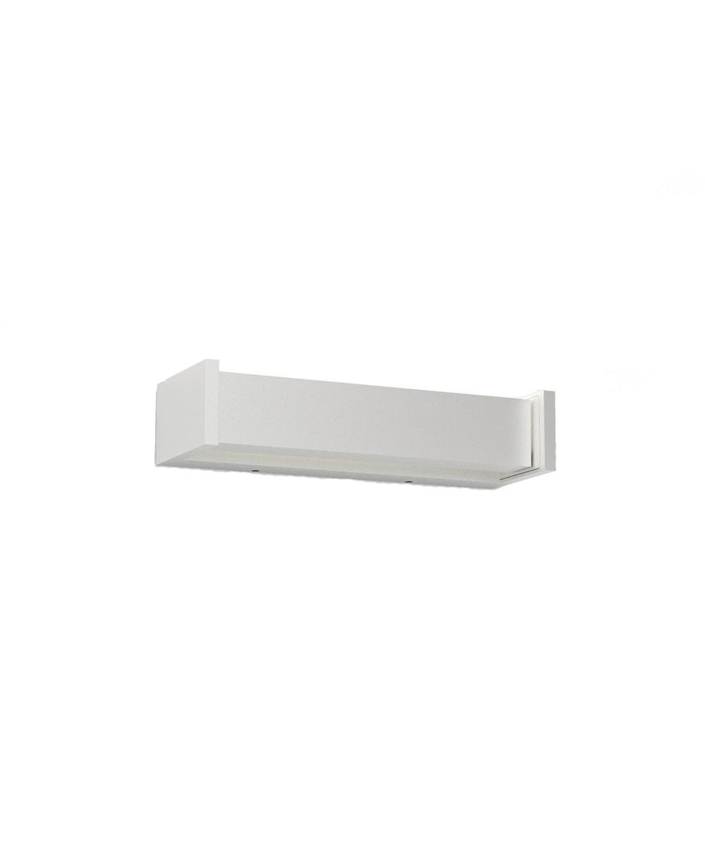 Image of   Slat One Udendørs Væg/Loftlampe White - IP44.de