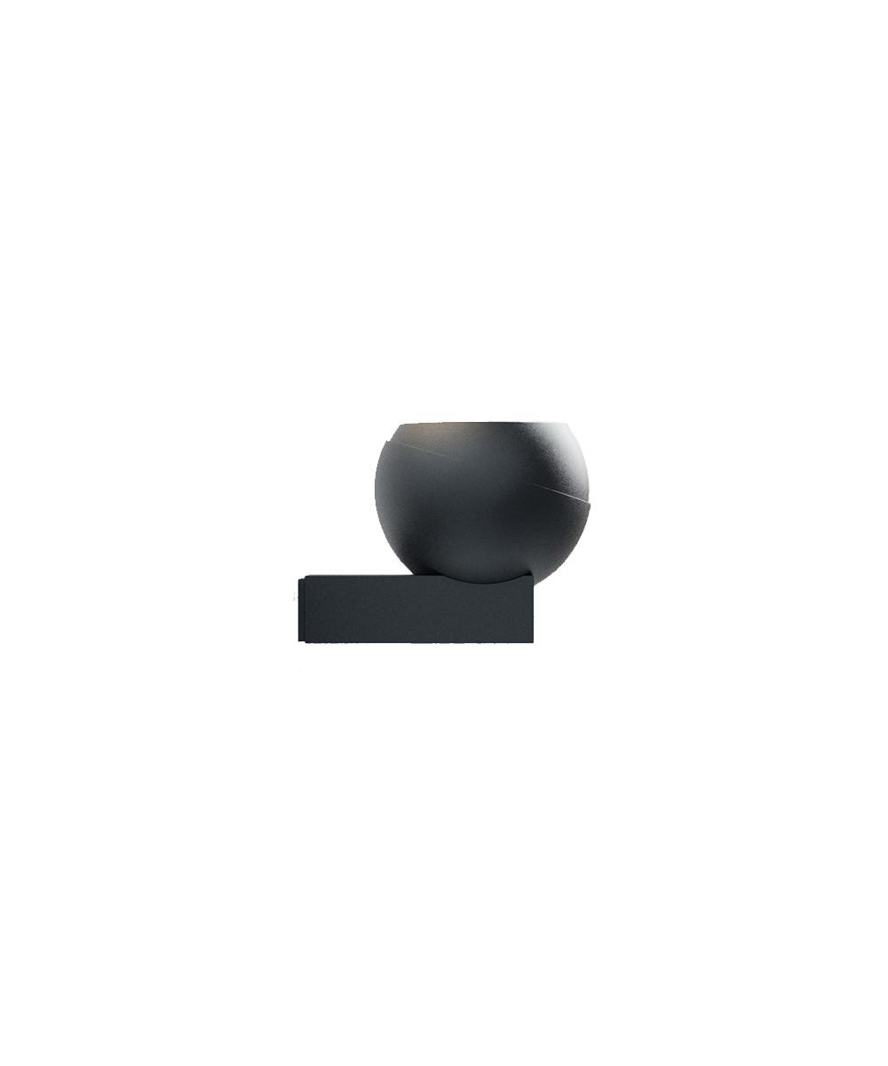 Image of   Vægbeslag til Shot Udendørslampe Antracit - IP44.de